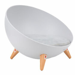 Pet Cat Stool House Pet Dog Puppy Kennel Soft Open Dog Bed Chair Sofa Gift