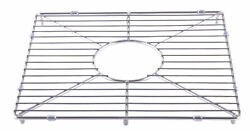 Alfi Brand Stainless Steel Kitchen Sink Grid For Large Side Of Arch Abgr3618l