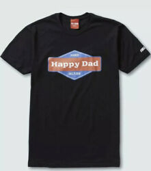 Official Nelk Boys Happy Dad Seltzer Limited Full Send Large T-shirt Sold Out
