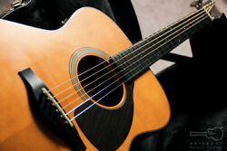 Yamaha Fsx5 Electric Acoustic Guitar With Hard Case From Japan [fedex]