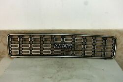 Nos Classic Fiat 127 Special 1974 - 76 Front Center Plastic Grille