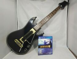 Very Good Condition Guitar Hero Live Ps4 No Dongle Bundle