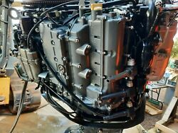 Suzuki Df 200-225-250 Hp 4 Stroke 2004 And Up Complete Power Head And Mid Section