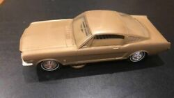 Antique 1966 Ford Mustang Fastback Flat Bronze Philip Radio