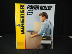 Wagner Power Roller Cordless Painting Pump System Model 0156030