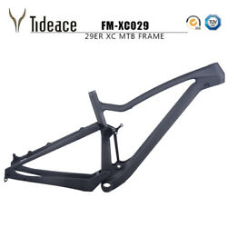 T1000 Suspension 29er Boost 12*148mm Carbon Mountain Bicycle Frames OEM BB92