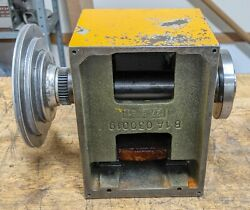 Emco Compact 8 Lathe Mt3 Din 55021 Spindle Headstock H25u