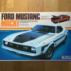 Doyusha 1/12 Ford Mustang Mach 1 Unassembled Inner Bag Unopened From Japan