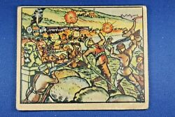 1938 Gum Horrors of War #1 quot;Marco Polo Bridge First Fighting Good Condition