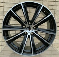 4 Non Staggered 22 Inch Rims Wheels For 2010 2011 2012 Camaro Ls Lt -5753