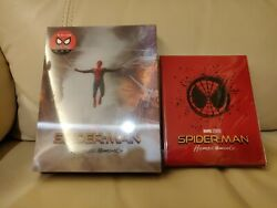 Spiderman Homecoming Blufans 4k+2d Steelbook, Mint/sealed/loose Disc, 078/300
