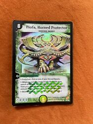 Niofa Horned Protector - Duel Masters