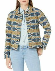 Pendleton Womenand039s Cardwell Button Front Wool Jacqu - Choose Sz/color