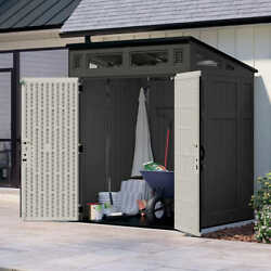 Suncast 6' X 5' Modern Shed 200 Cu Ft Of Storage Contact Us For Shipping Frist)