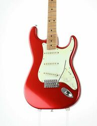 Black Cloud Guitar Aging Label Sigma Sss Candy Apple Red Used W/soft Case