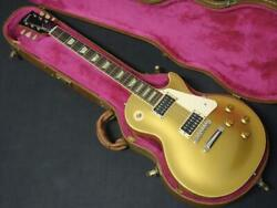 Gibson Les Paul Classic Gold Top Guitar From Japan Nlp371