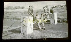 Hw098 Wwii Military Hawaii Negative The Month Proceeding Pearl Harbor Men