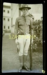 Hw091 Wwii Military Hawaii Negative The Month Proceeding Pearl Harbor Marines