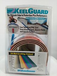 Megaware Keelguard Keel Guard - 5and039 -almond - 6 Feet Protector For Boat Up To 18and039