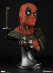 Sideshow Collectibles Deadpool 11 Life Size Bust Statue