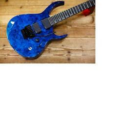 Ormsby Guitars Rc-one G6 Blue Marblizer Electric Guitar