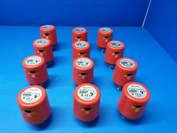 Edwards Aim-s-nw25 Active Inverted Magnetron Vacuum Gauge D14641000 Lot Of 12