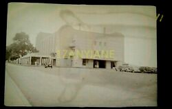Hw077 Wwii Military Hawaii Negative Month Proceeding Pearl Harbor Theater