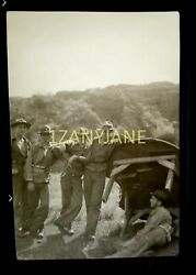 Hw093 Wwii Military Hawaii Negative The Month Proceeding Pearl Harbor Marines