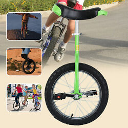 16inch Wheel Unicycle Butyl Tire Wheel Cycling Outdoor Sports Fitness Exercise