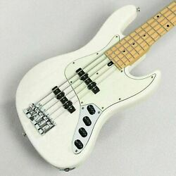Sadowsky Rb-5 White Used 5-string Maple Neck Maple Fingerboard W/soft Case