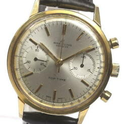Breitling Top Time Cal.188 Chronograph Hand Winding Menand039s Watch_439470