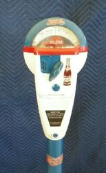 Vtg Pepsi Cola Collectible Ducan Parking Meter And Stand Double Dot Sign 1 Of Kind