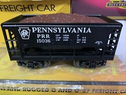 Mth Railking 30-75323 Pennsylvania Ore Car With Ore Load New