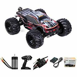 110 Scale Remote Control Car Truck, 80+ Km/h High Speed Rtr Rc Truck, 2.4ghz