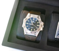 Linde Werdelin The One Dive Watch With Spare Strap And Watch Tool