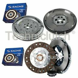 Sachs 3 Part Clutch Kit And Sachs Dmf For Audi A3 Hatchback 1.9 Tdi