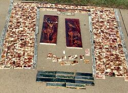 Antique Nos Cambridge And Trent Fireplace Tiles