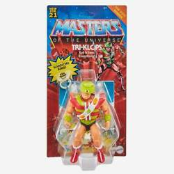 Motu Origins Sold Out Power-con 2021 Exclusive Tri Klops Fan Choice - In Hand
