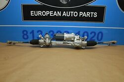 2020 W205 Mercedes C63 Amg Steering Gear Rack And Pinion Assembly Oem 2054607202