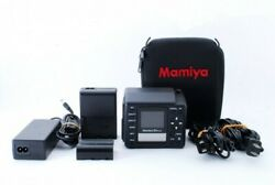 [ Mint In Case ] Mamiya Zd Digital Back For 645afd 645afd Ii By Dhl From Japan