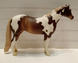 Breyer Traditional #1275 Treasured Moves Paint Performance Quarter Horse Mare