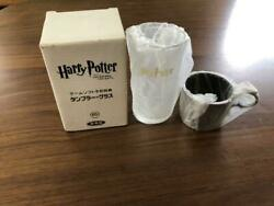 Harry Potter Tumbler Glass Cup Not For Sale With Box Unused Chamber Of Secrets