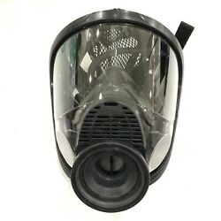 Msa Gas Mask Respirator Size S Silicone 4000 Piece Assembly New In Box