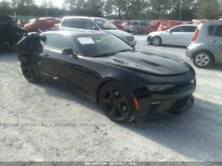 Front Bumper Ss Base Without 1le Track Package Fits 16-18 Camaro 613412