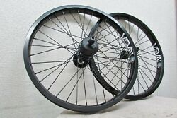 Bsd Front And Rear Wheel Set Used Beautiful Good Bicycle Parts