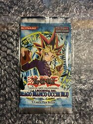 Yugioh Legend Of Blue Eyes White Dragon 1st Edition Booster Sealed Italien