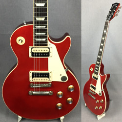 Gibson Les Paul Classic Translucent Cherry 2019 Electric Guitar