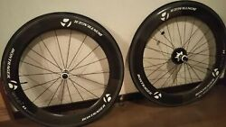 Iolos 7 Fr Carbon Wheelset, 11speed, Bicycle Parts, Second Hand