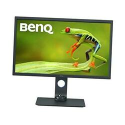Sw321c 32andrdquo 4k Ips Photo And Video Editing Monitor W/aqcolor Tech 99 Adobergb