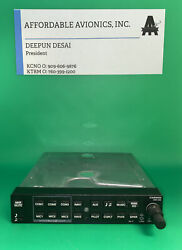 Gma 350h Audio Panel Helicopterp/n 011-02385-10